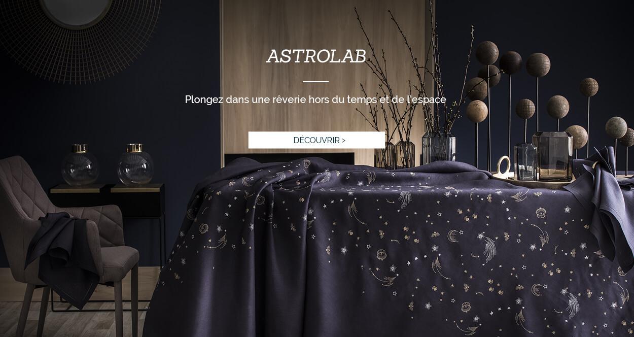 Linge de maison, linge de lit de luxe - Alexandre Turpault c3251d7ab466