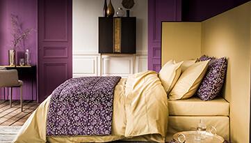 Linge de maison de luxe, linge de lin de qualité, housse de couette haut de gamme