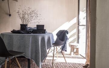 Notre linge de table haut de gamme, nappe de luxe en lin