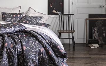 Linge de maison de luxe made in France, linge de lin de qualité, housse de couette haut de gamme