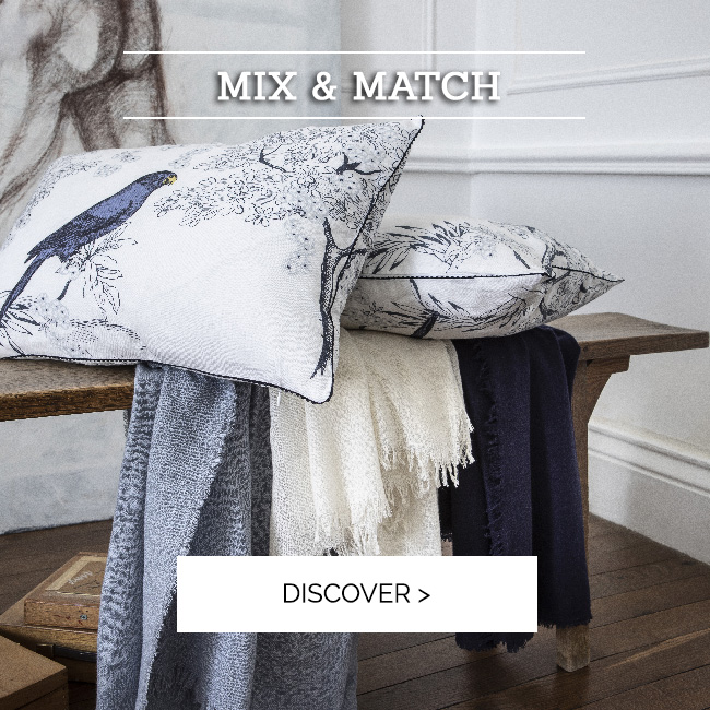 MIX & MATCH | Discover our high quality accessories >