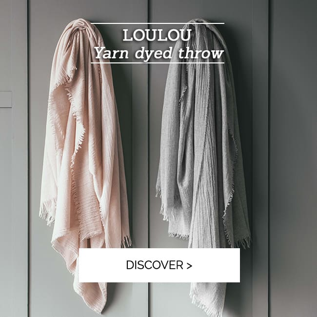 Loulou throw >