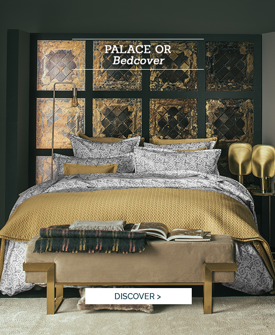 PALACE or : bedcover >