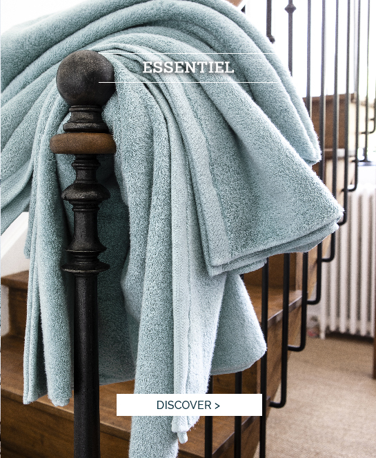 ESSENTIEL | Discover our new color >