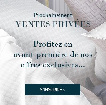 Participez à nos ventes privées ! Inscrivez-vous pour ne rien manquer >
