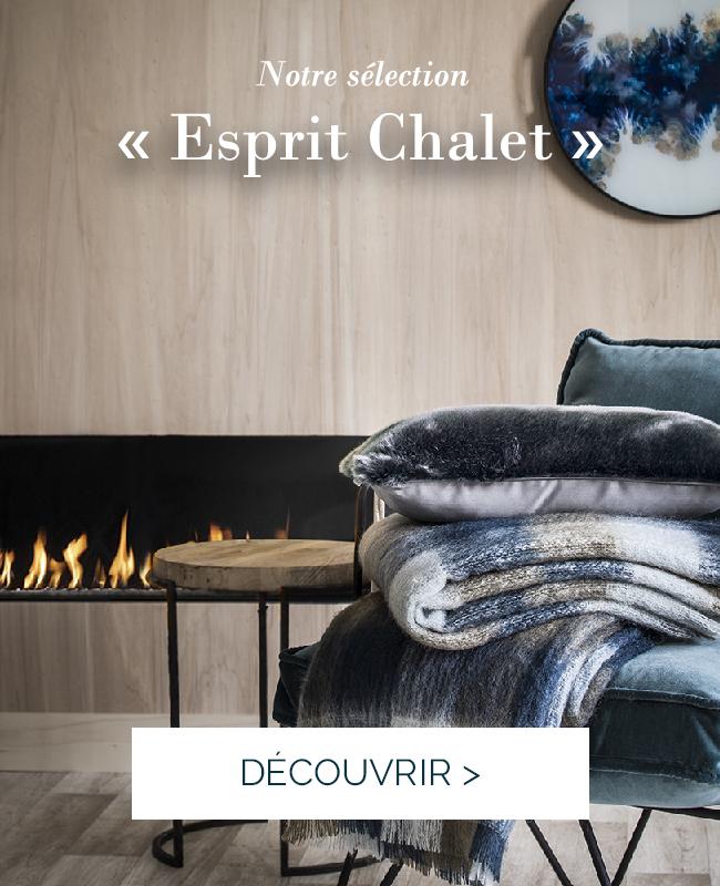 Esprit Chalet : découvrez notre sélection qui vous emmènera au sport d'hiver !