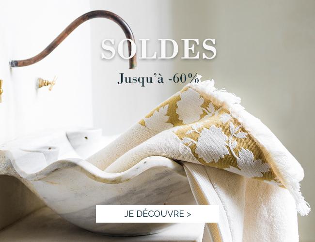 SOLDES | Jusqu'à -60%