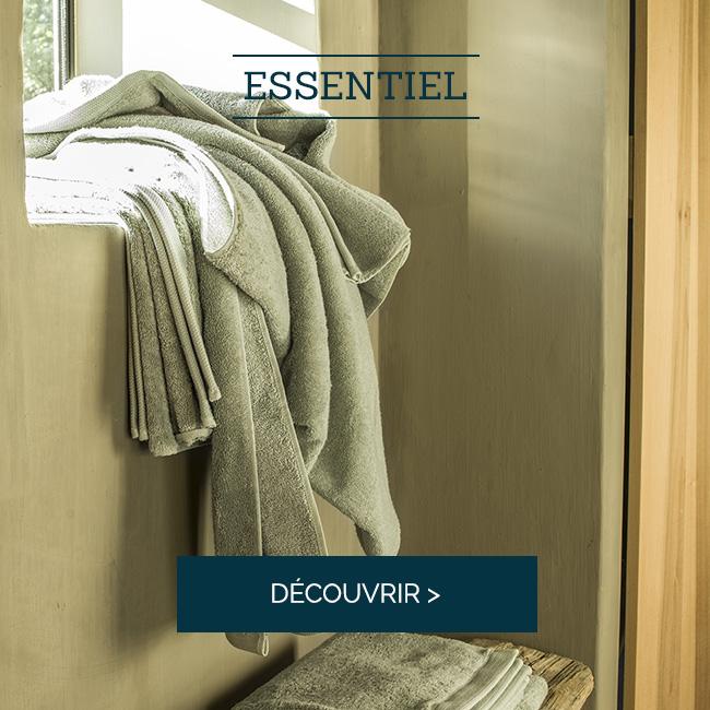 ESSENTIEL : Découvrez notre éponge en coton biologique, confortable et d'une douceur incroyable >