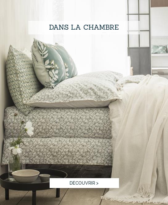 Linge de lit de luxe - Dans la chambre