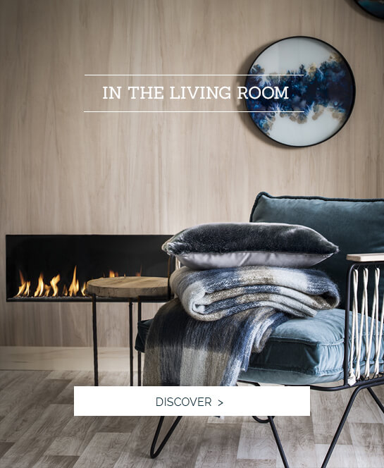Luxury accessories - In the living room