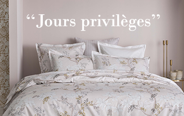 Discover our linen in promotion