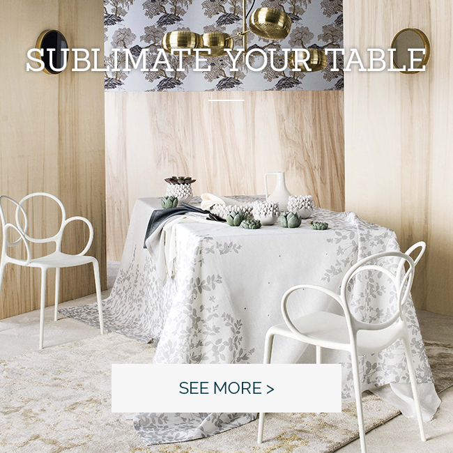 Sublimate your table for the holiday season!