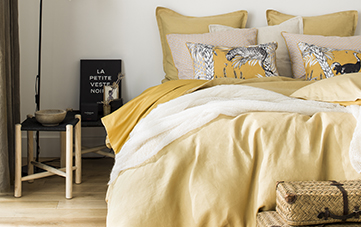 Bed linen on sale! Discover our selection