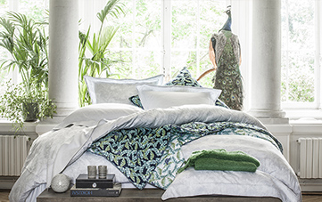 Bed linen on sale! Discover Nouveaux Mondes