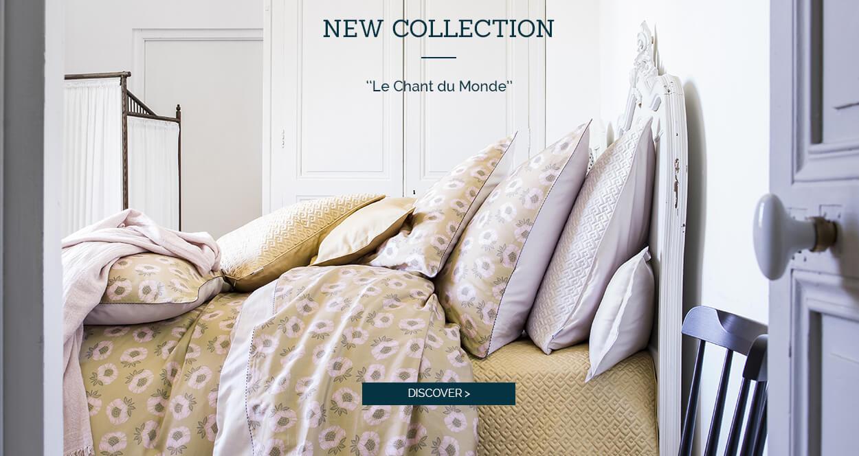 NEW IN : bed linen
