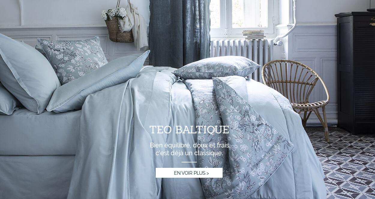 Nouvelle collection : découvrez notre nouveau coloris Baltique dans la gamme TEO