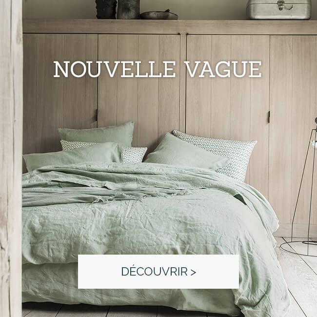 NOUVELLE VAGUE : Votre meilleur ami fabriqué en France et incontournable été comme hiver !