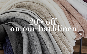 Discover our bath linen in promotion