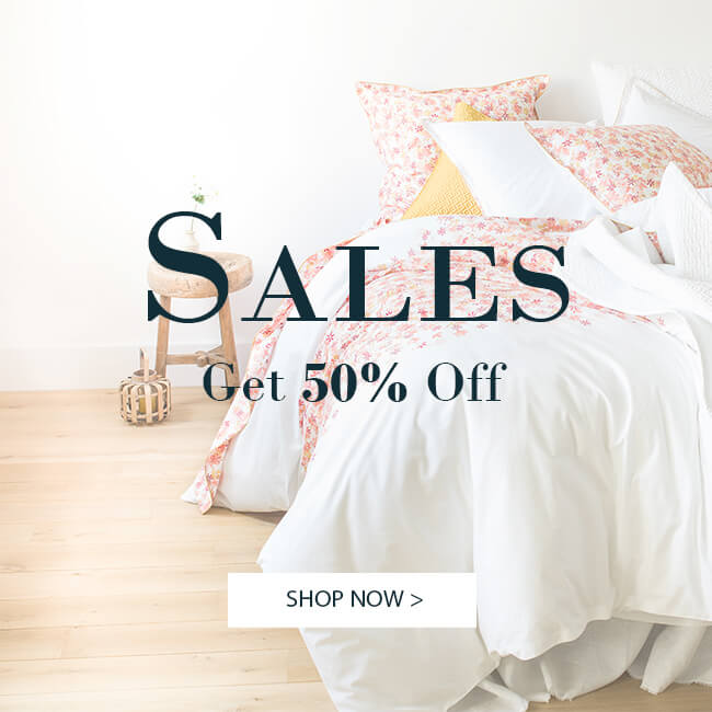 Get 50 S High Quality Bed Linen Promotion