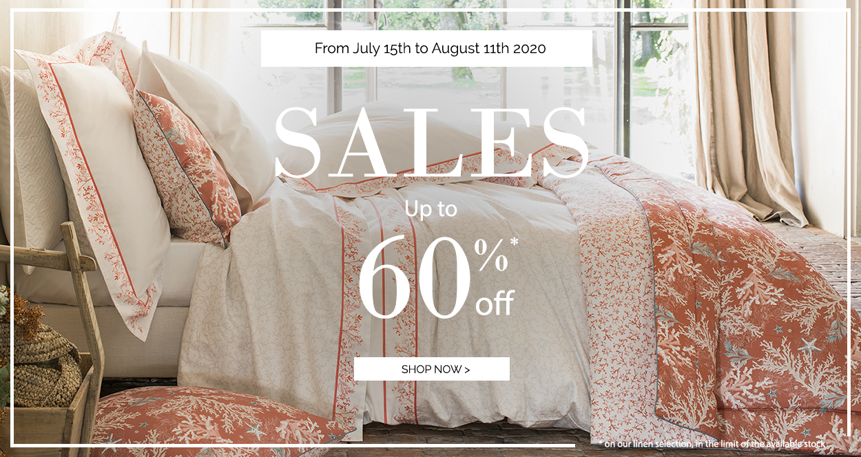 SUMMER SALES: Get up to 60% off! >