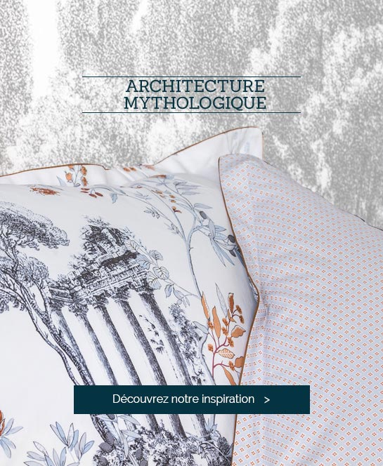 Architecture mythologique de lit