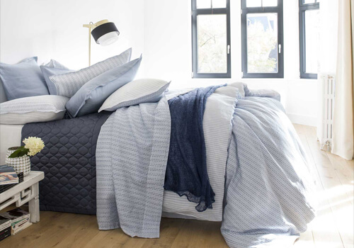 Our pure linen bed linen collection