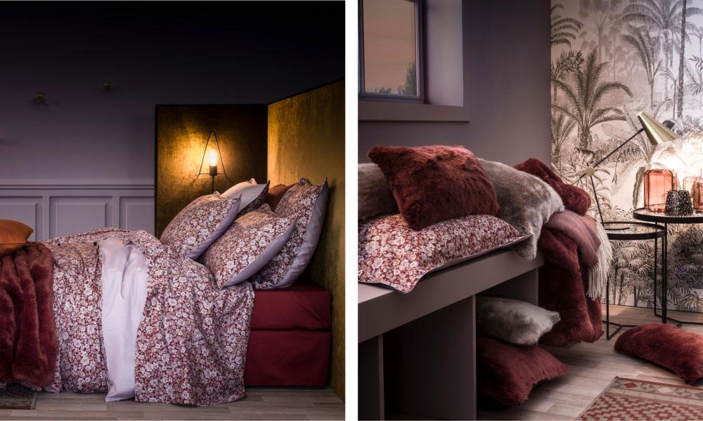 lutece cotton percale bed set