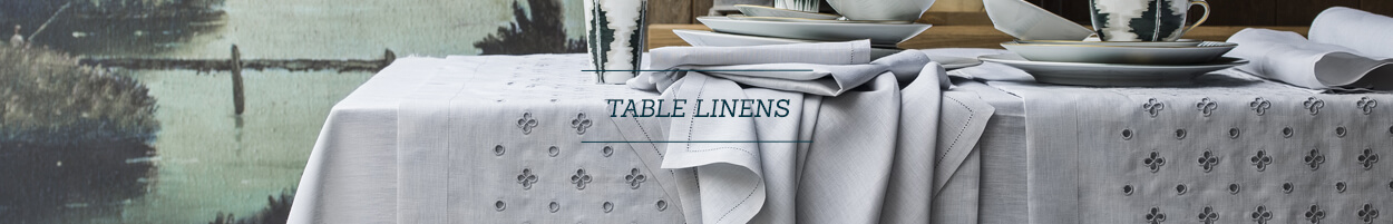 Tablelinen set