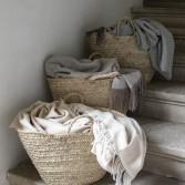 Parure de lit Origine France Garantie NOUVELLE VAGUE en lin lavé