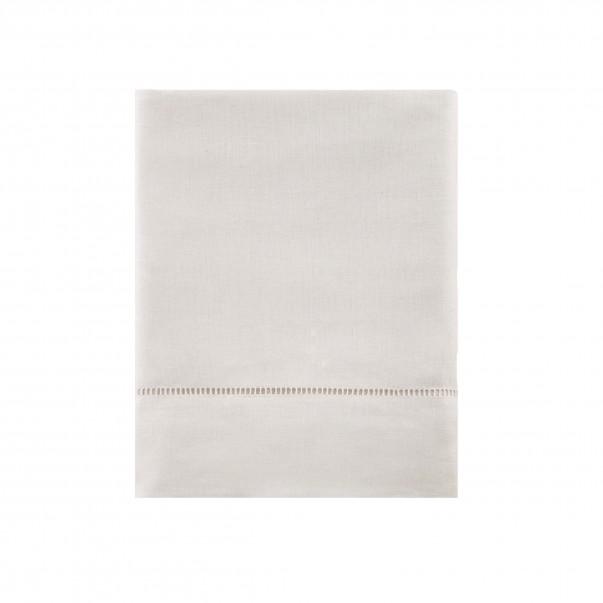 Drap de lit KEOPS Blanc en lin