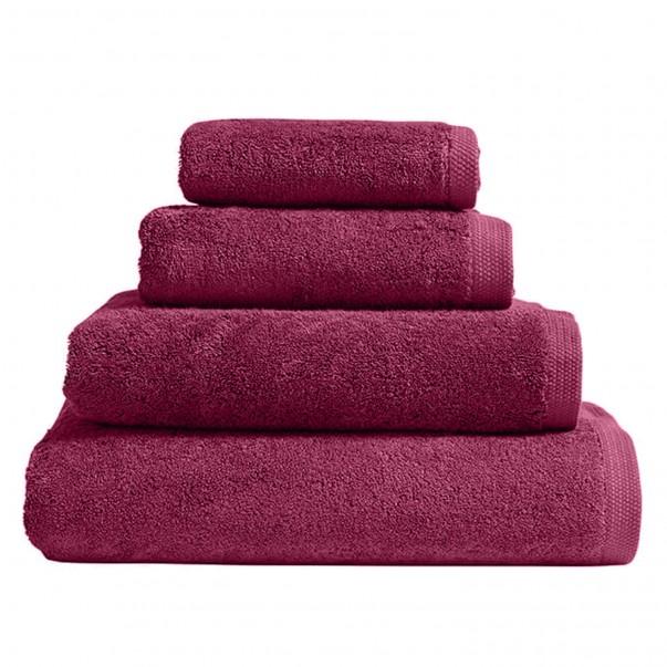 Serviette de bain ESSENTIEL en coton d'origine biologique - En promotion