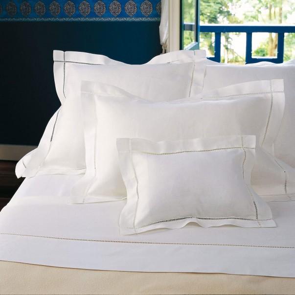 Parure de lit KEOPS Blanc en lin