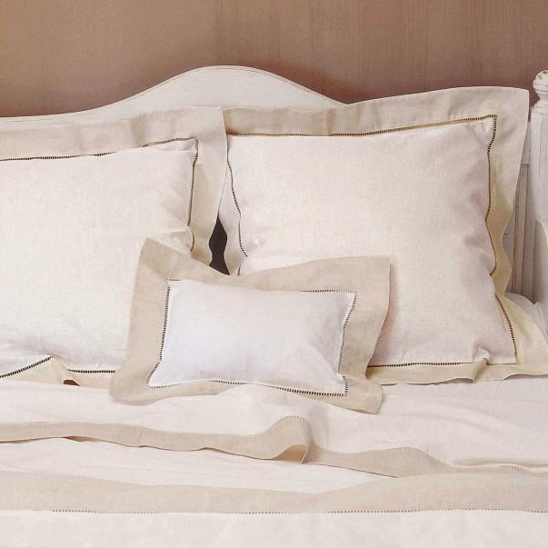 Parure de lit PARIS en métis (CotonLin)
