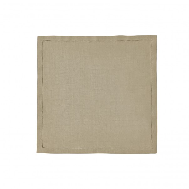 Serviette de table FLORENCE en lin