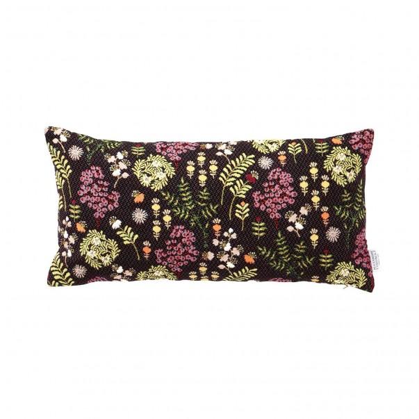 Housse de coussin SISSI Tapisserie Floral 25x50 cm