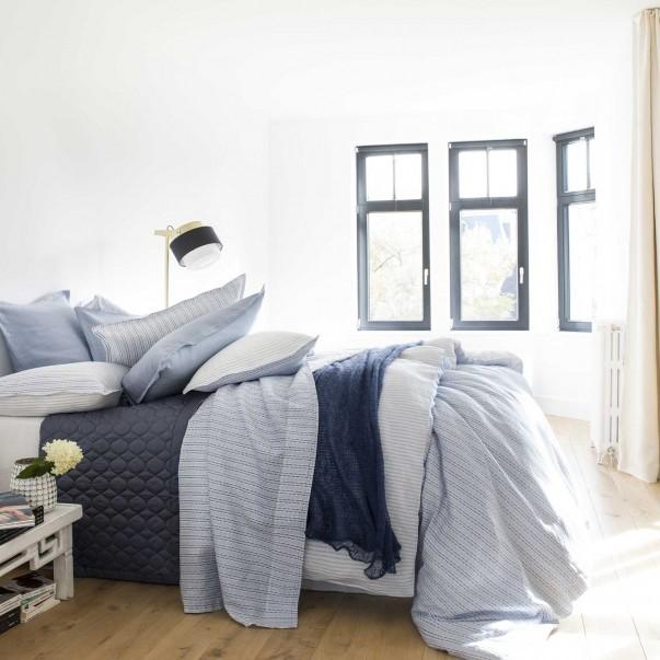 Parure de lit ULYSSE en lin