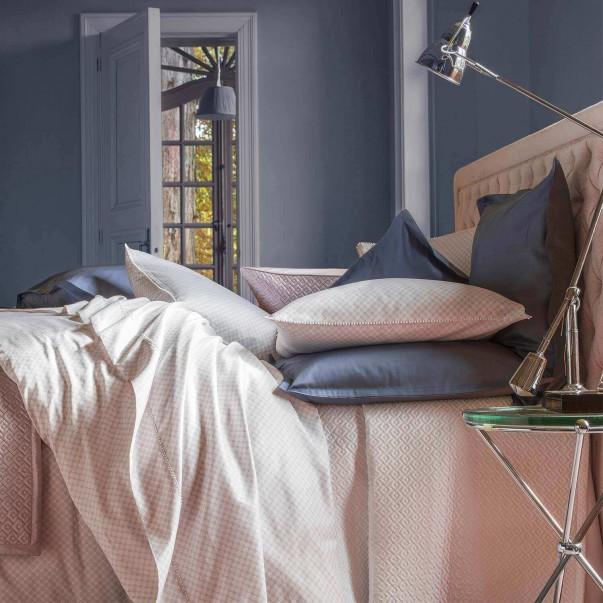 Parure de lit INFINIMENT en satin de coton