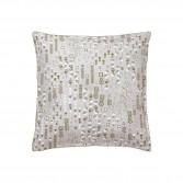CONTE D'HIVER Grey / Gold Pillowcase