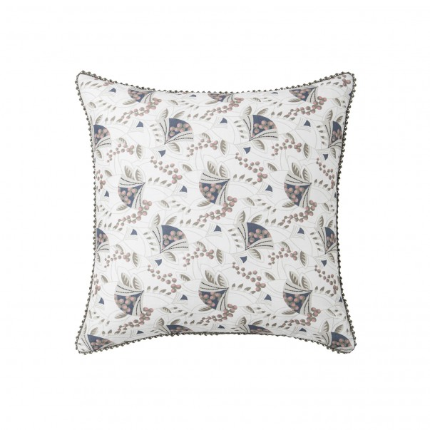 TIFFANY Cushion Case  printed linen