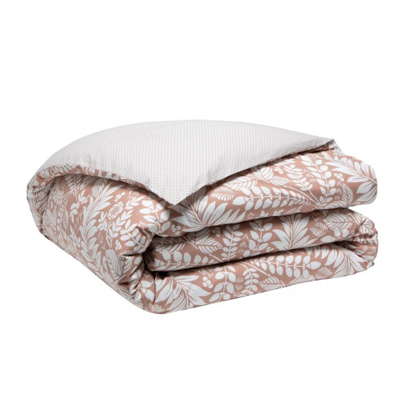 L'ILE ROUSSE Duvet cover cotton percale