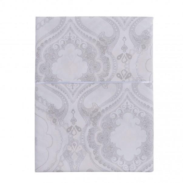 NAMASTE White Flat sheet