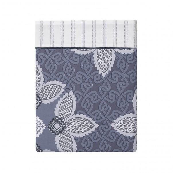 Flat sheet cotton percale MAGELLAN
