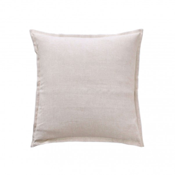 RIVE DROITE RIVE GAUCHE Natural Pillowcase & Sham