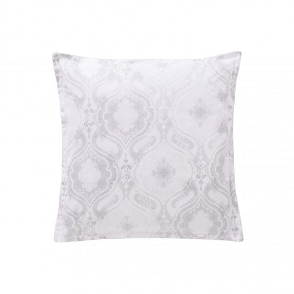NAMASTE White Pillowcase & Sham