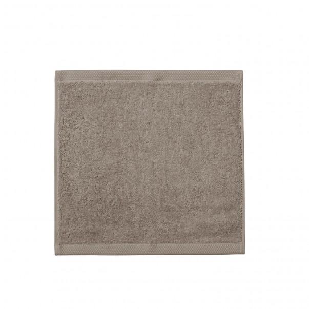 ESSENTIEL Face cloth in organic cotton