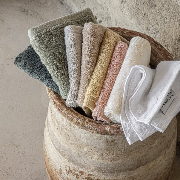 ESSENTIEL Bathlinen in organic cotton