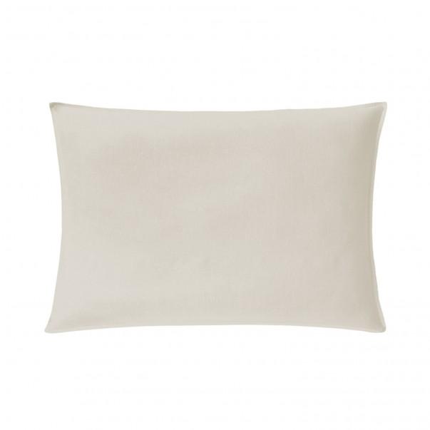 "Pillowcase NOUVELLE VAGUE pre-washed linen  ""French Origin"" guaranteed"