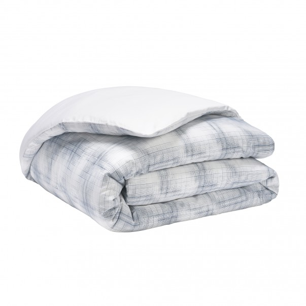 Duvet cover EMPREINTES cotton sateen