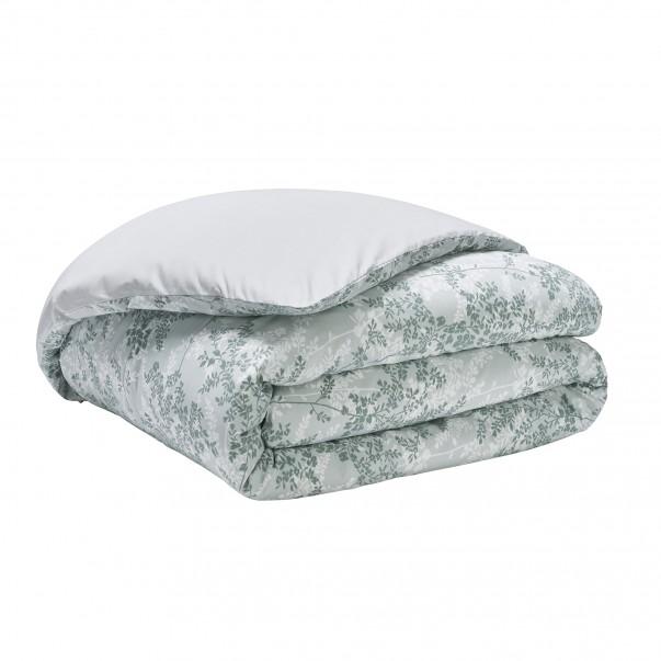 ERMITAGE cotton percale duvet cover