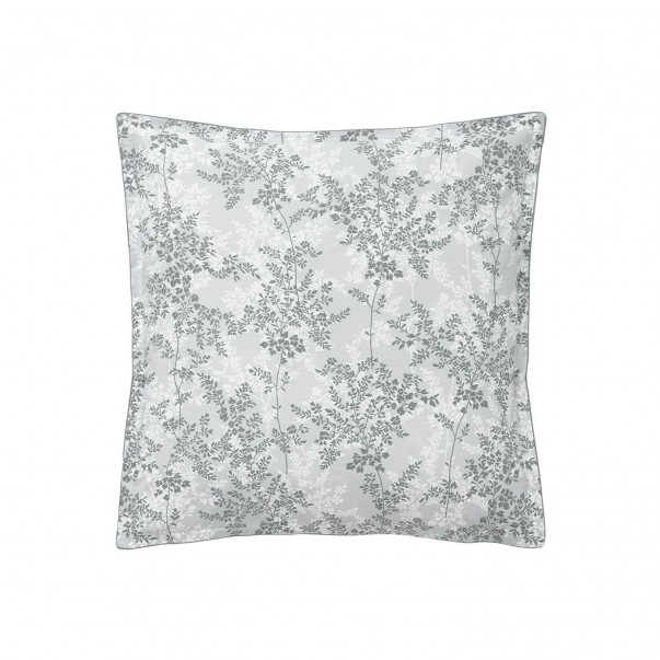 ERMITAGE Printed cotton percale pillowcase